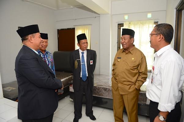 Hasil gambar untuk Embarkasi Haji Antara Riau disetujui